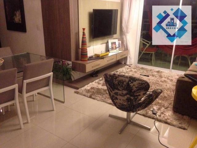 Apartamento residencial à venda, Parquelândia, Fortaleza. - Foto 9