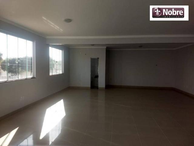 Sala para alugar, 187 m² por r$ 4.005,00/mês - plano diretor sul - palmas/to - Foto 7