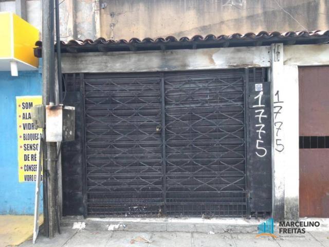 Ponto para alugar, 33 m² por R$ 459/mês - Álvaro Weyne - Fortaleza/CE