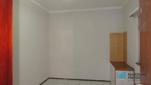 Casa com 2 dormitórios para alugar, 130 m² por R$ 1.109/mês - Quintino Cunha - Fortaleza/C - Foto 15