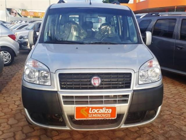 FIAT DOBLÒ 2017/2018 1.8 MPI ESSENCE 7L 16V FLEX 4P MANUAL