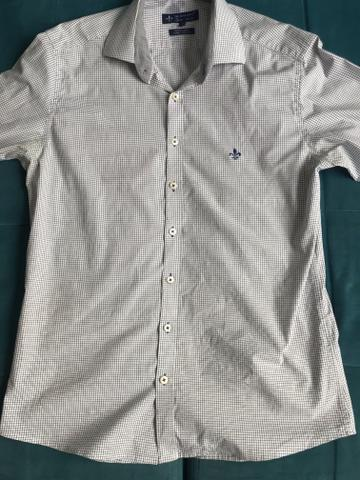 Camisa Dudalina Manga Longa