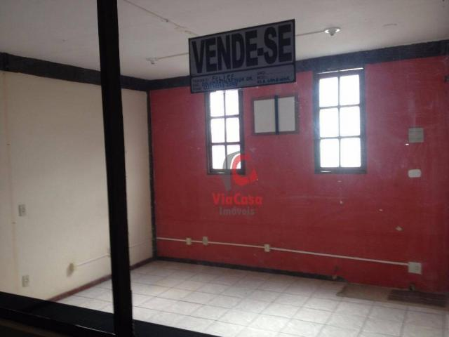 Sala Comercial à venda no Centro - Rio das Ostras, 22 m² por R$ 60 mil - Foto 4