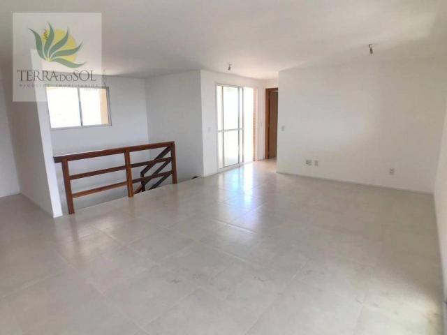 Cobertura duplex no Condomínio Ilhas do Parque no Cocó. - Foto 8