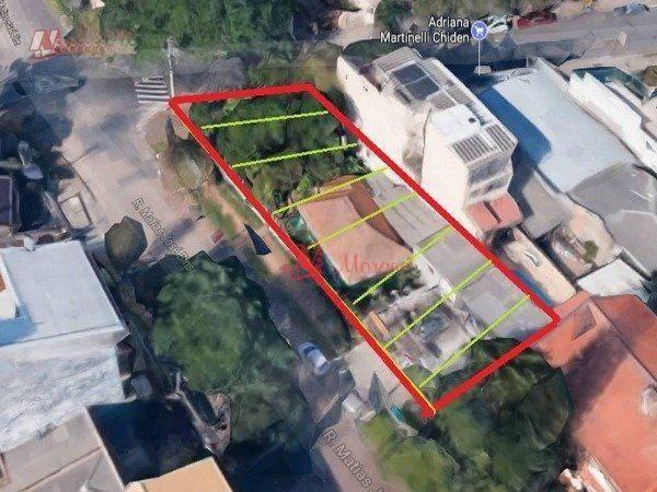 Terreno Residencial à venda, Chácara das Pedras, Porto Alegre - TE0297.