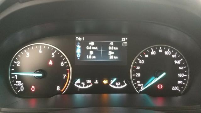 Ford Ecosport 1.5 Freestyle Automático 2020 - Foto 9