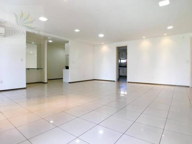 Apartamento com 3 dormitórios à venda, 149 m² por R$ 875.000 - Guararapes - Fortaleza/CE - Foto 9