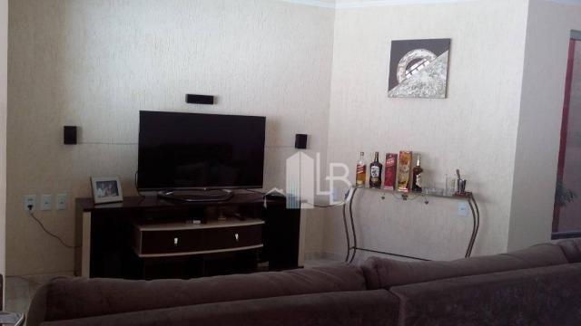 Casa com 3 dormitórios para alugar, 110 m² por R$ 1.600,00/mês - Jardim Holanda - Uberlând - Foto 8
