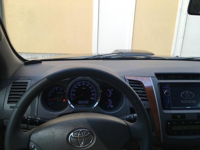 Hilux SW4 SRV diesel automática 2009/2009 - Foto 5