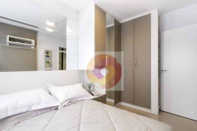 Apartamento com 2 dormitórios à venda, 52 m² por R$ 173.500 - Cidade Industrial - Curitiba - Foto 18