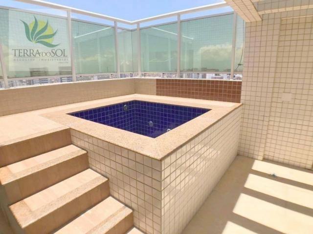 Cobertura duplex no Condomínio Ilhas do Parque no Cocó. - Foto 12