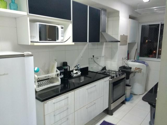 RSB IMÓVEIS Alugo no Ecoparque excelente apartamento mobiliado - Foto 2