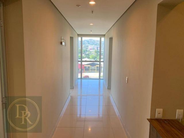Sala para alugar, 140 m² por R$ 6.400/mês - Central Parque - Porto Alegre/RS - Foto 8