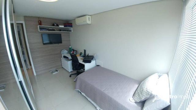 Apartamento com 2 dormitórios à venda, 74 m² por R$ 520.000,00 - Ponta da areia - São Luís - Foto 19