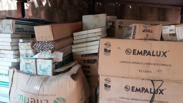 Lote de materiais elétricos e de refrigeração novos - Foto 3