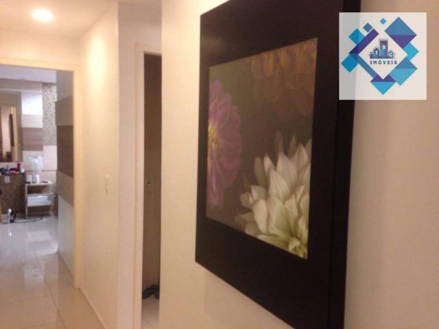 Apartamento residencial à venda, Parquelândia, Fortaleza. - Foto 3