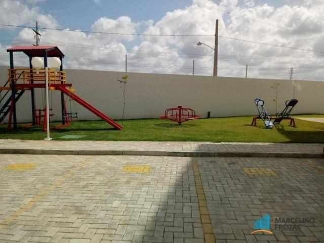 Apartamento residencial para locação, Prefeito José Walter, Fortaleza. - Foto 9