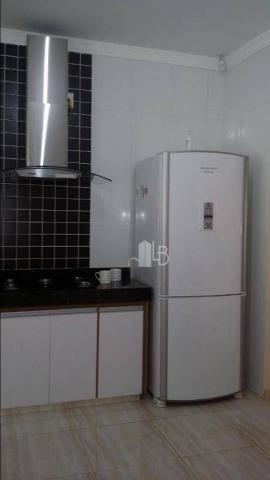 Casa com 3 dormitórios para alugar, 110 m² por R$ 1.600,00/mês - Jardim Holanda - Uberlând - Foto 19