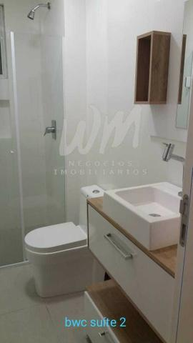Locação apartamento semi-mobiliado com 2 vagas de garagem | Bairro Vila Operária - Foto 9