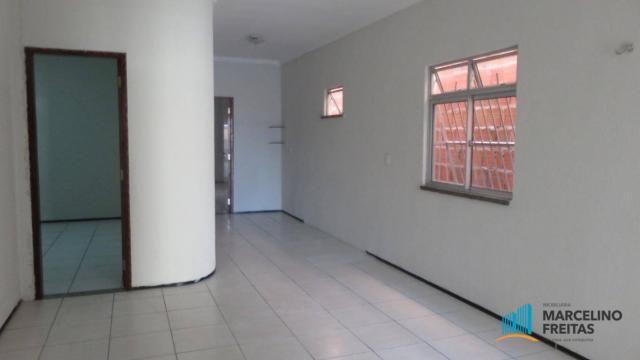 Casa com 2 dormitórios para alugar, 130 m² por R$ 1.109/mês - Quintino Cunha - Fortaleza/C - Foto 11