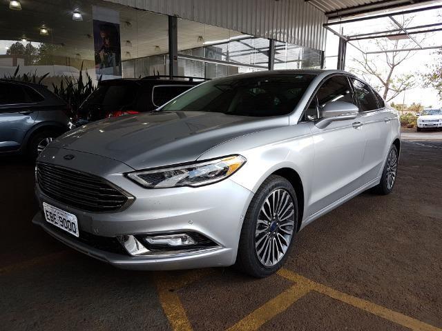 Ford Fusion Titanium 2.0 2017 - Foto 2