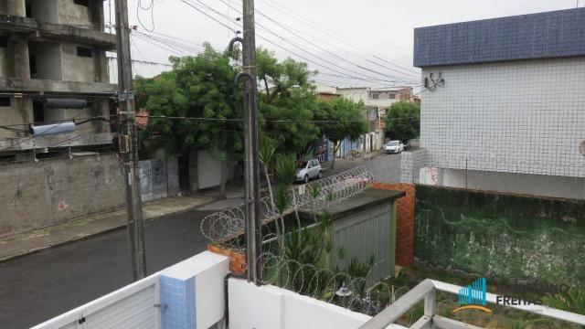 Casa com 1 dormitório para alugar, 38 m² por R$ 609,00/mês - Álvaro Weyne - Fortaleza/CE - Foto 2