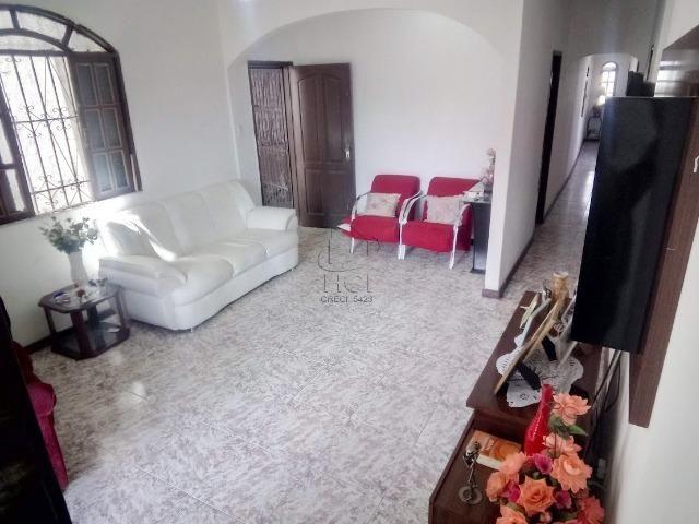 Casa Espaçosa, 3/4 (1 Suíte), Garagem, Terraço, 1º Andar; Itapuã-HC063