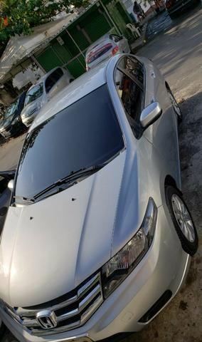 Honda City LX flex 12/13 - Foto 2