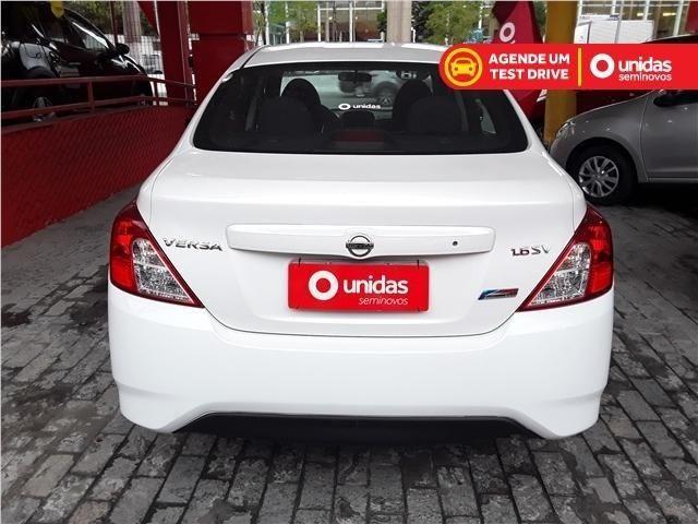 Nissan versa 1.6 16v flexstart sv xtronic/ excelente opção para aplicativos - Foto 6
