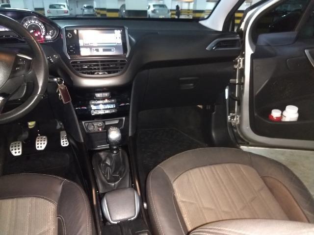 Peugeot 2008 Griffe 1.6 Thp (flex) 2016 - Foto 12