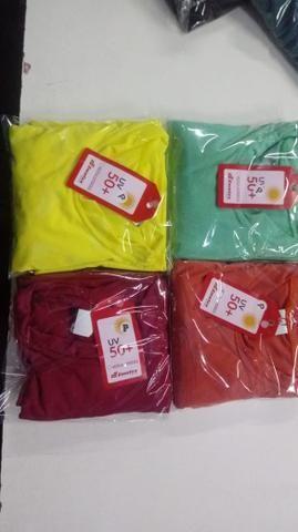 Blusa UV para lojistas, atacado, a blusa do sucesso no verão - Foto 5