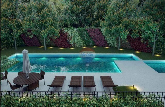 Apartamento com 3 dormitórios à venda, 122 m² por R$ 924.230,00 - Casa Forte - Recife/PE - Foto 4