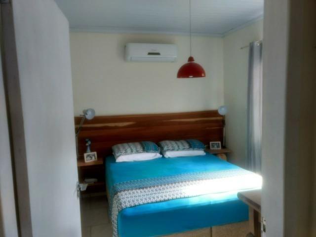 Alugo casa com dois quartos - Foto 2