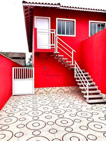 Casa à venda com 2 dormitórios em Nova itanhaém, Itanhaém cod:1356