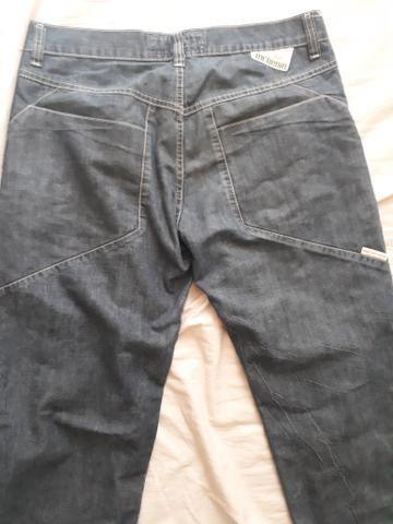 Calça jeans mcd - Foto 2