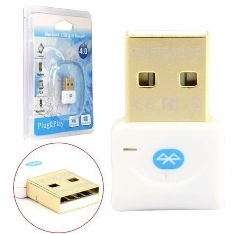 Adaptador Bluetooth 4.0 Para Pc E Notebook - Foto 3