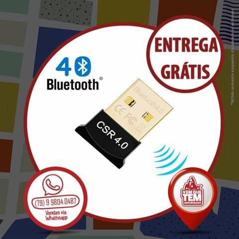 Adaptador Bluetooth 4.0 Para Pc E Notebook