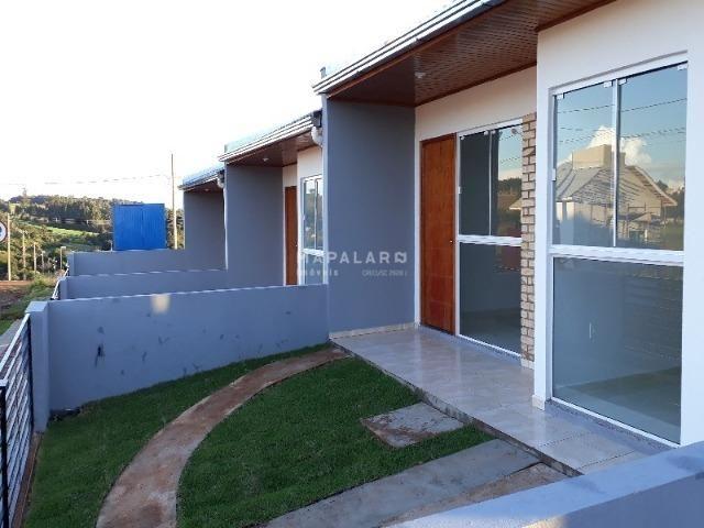 Casa Geminada nova, pronta para morar! Financiamento MCMV