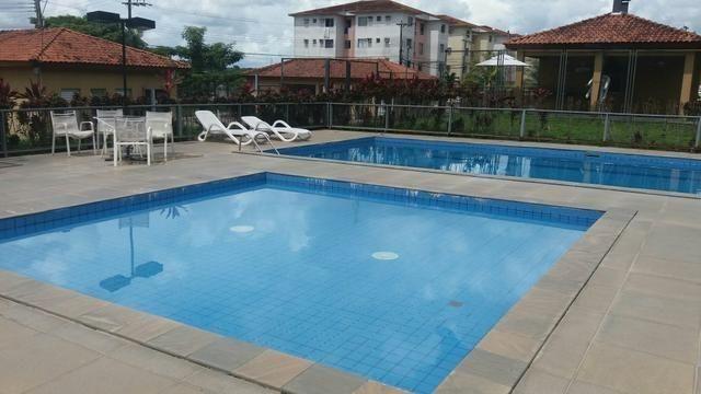 Alugo Lindo Apartamento com Quartos no condomínio Villa Jardim Azaleia - Foto 2