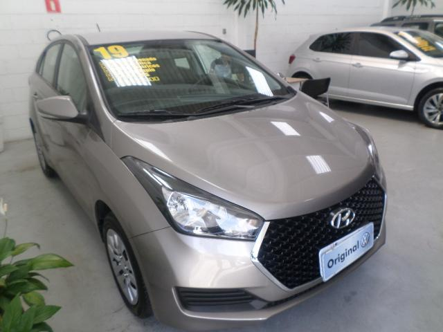 HYUNDAI HB20S 1.6 COMFORT PLUS 16V FLEX 4P MANUAL - Foto 4