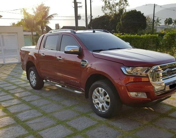 Ranger 3.2 Diesel 4x4 Limited - KM Real o carro é ZERO - Consigo Financiamento - 2017 - Foto 11
