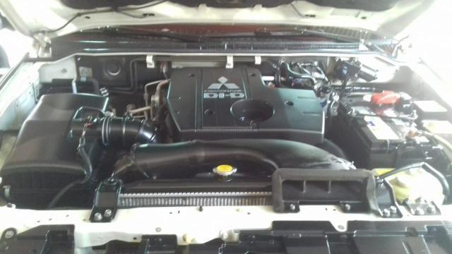 Mitsubishi pajero full 3.2 hpe 4x4 16v turbo intercooler diesel 4p automático - Foto 10