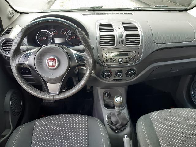 Fiat Siena Essence 1.6 Flex - Único Dono - Estado de 0km - 2015 - Foto 7