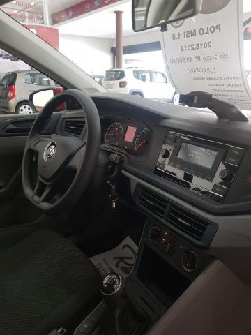 VW - Polo MSI 1.6 18/18 - Troco e Financio! - Foto 10