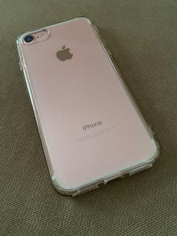 Iphone 7 128GB Rosé Impecável!!!! - Foto 2