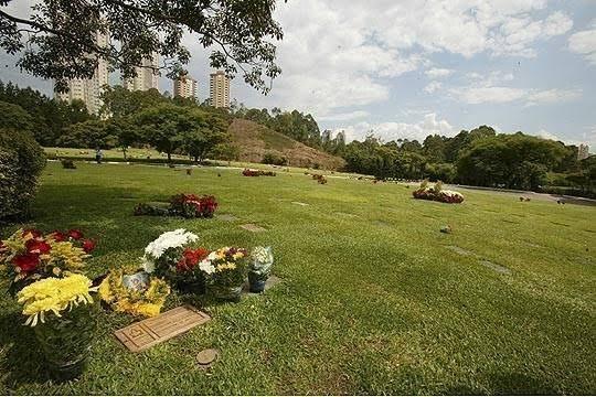 Jazigo - Cemitério Morumby