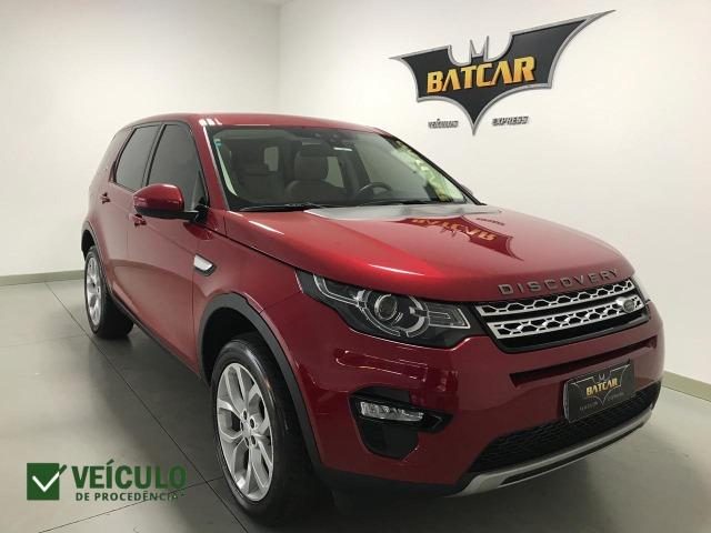 Land Rover Discovery Sport Hse 2.0 2015/2016