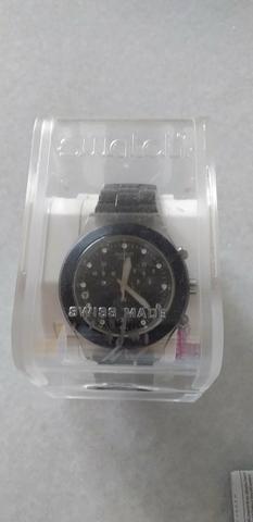 7ca55b1ac1f Relógio SWATCH FULL-BLOODED Preto - Bijouterias