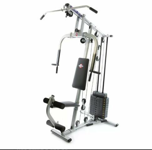 Estação de musculação 50kg - Esportes e ginástica - Periperi ... 9b10f8437d6e5