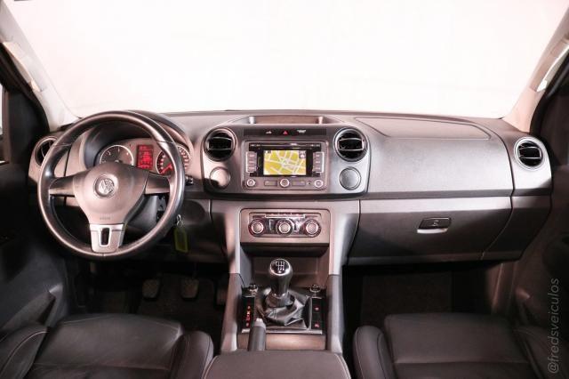 Volkswagen amarok 2011 2.0 trendline 4x4 cd 16v turbo intercooler diesel 4p manual - Foto 8